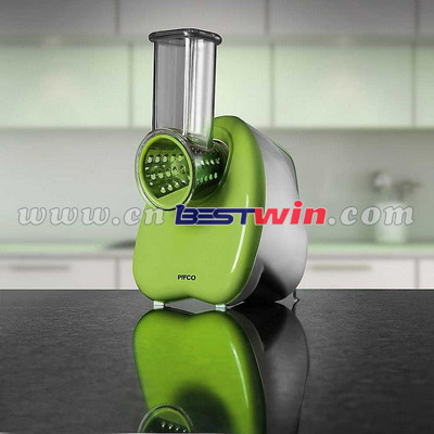 Electric Slicer / Multifunction 5 Blades Electric Slicer / Kitchen Slicer / Salad Maker
