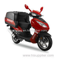 4 Stroke 150CC Gas Powered Motor Scooters For Post Fastfood