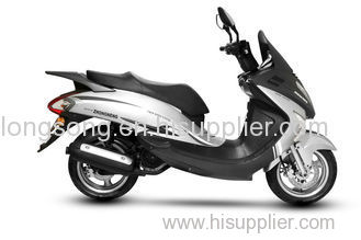 150CC Gas Powered Motor Scooters , Single Cylinder Gas Online Scooter