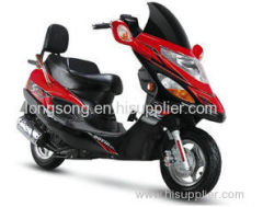 Single cylinder Gas Powered Motor Scooters 125CC 4 Stroke