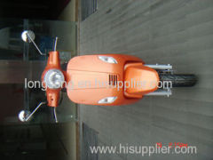 2000W Lithium Battery Gas Powered Motor Scooters Piaggio Vespa 125