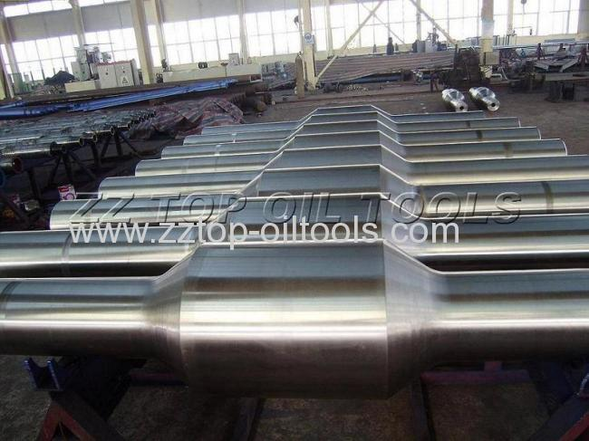 14Forged bar as the body for welded stabilizer