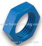 Hydraulic Aluminium Bulkhead Locknut