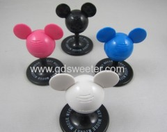 MICKEY MOUSE car air freshener with shaking head