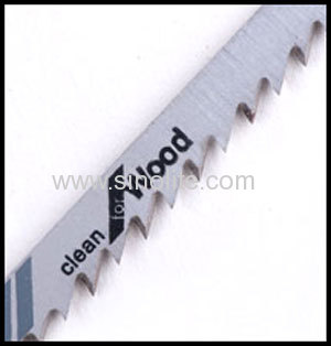 Jig Saw Blades clean for wood 2