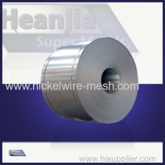 Nilo 36 Tape Nickel Iron Alloy