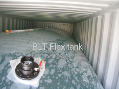 Flexibag For Crude Glycerin Transport 16kl 25kl