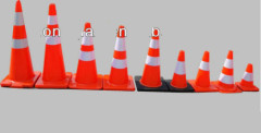 Traffic Safety Rubber Cone SOFT PVC CONE traffic cone pvc cone rubber cones road safety cones Delineator barrier