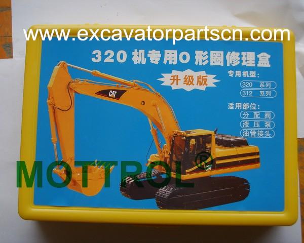 E O-RING BOX FOR EXCAVATOR