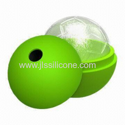 Silicone ice ball mould