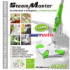 6 IN 1 STEAM MOP HOT AS SEEN ON TV/ X6 STEAM CLEANER