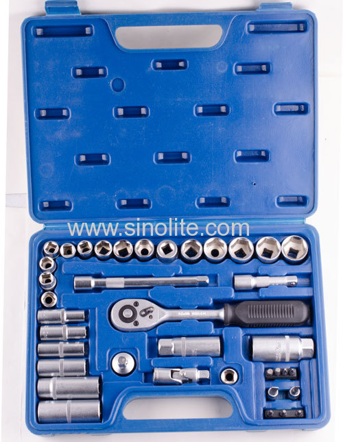 41pcs 3/8Dr.Socket Set