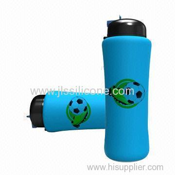 Collapsible travel water drinking bottle wholesale