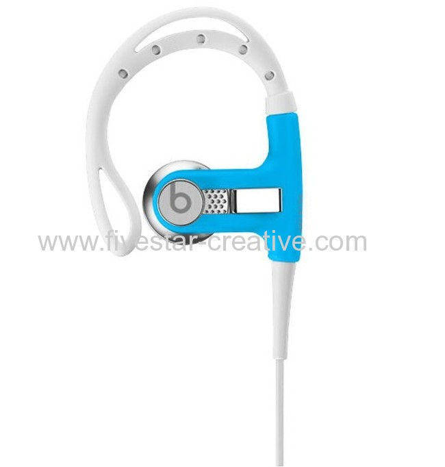 PowerBeats by Dr.Dre Sport Earphones Headphones Neon Blue from China manufacturer