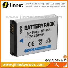 Digital slr battery pack for Samsung BP-85A