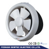 6 inch bathroom window mounted plastic exhaust fan