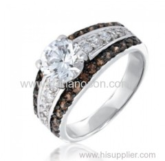 Ladies wedding CZ ring