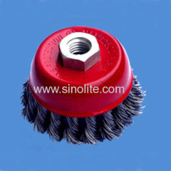 Twist Wire Cup Brush.