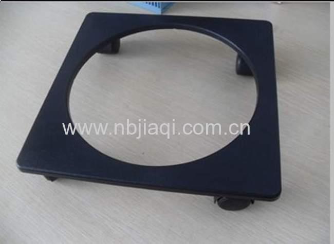 Mobile pallet/ useful mobile pallet/plastic mobile pallet for furniture plant easy moving