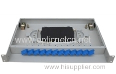 Dummy Drawer Optical Fiber Terminal Box