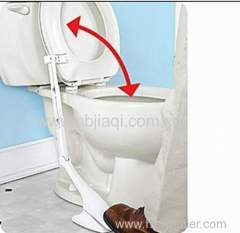 Easy toilet seat putter downer/toilet seat putter downer/plastic toilet seat downer