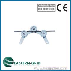 Model SGD-5 high speed single sheave block