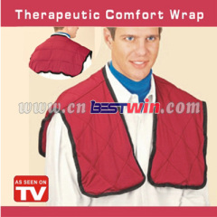 HOT /COLD Therapeutic Comfort Wrap / Neck Wrap AS SEEN ON TV