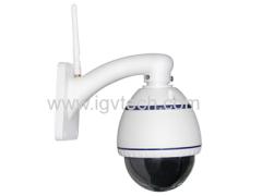Wireless IP PTZ Cameras