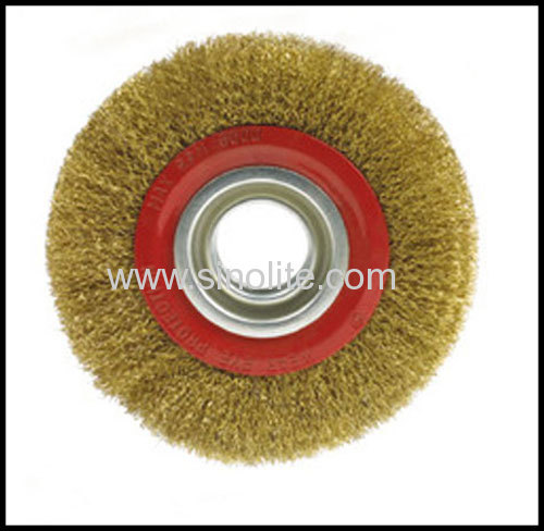 Twist Wire Circular Brush .