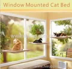 Cat hammock /hot selling sunny seat cat hammck bed