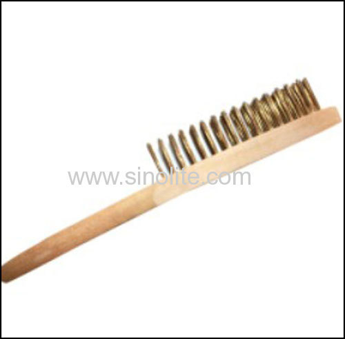 Wooden Handle Brush Row:2/3/4/5/6