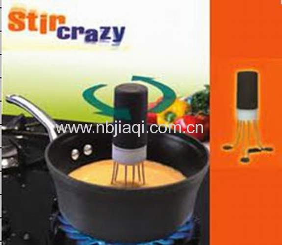 Stir crazy / new kitchen tool stirrer