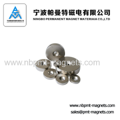 permanent Neodymium Ring Magnets for Chuck and horn