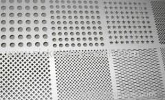 Nimonic 80A Perforated Metal