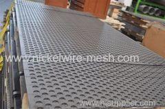 Nimonic 75 Perforated Metal