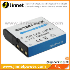 Digital battery pack for Casio CNP-40
