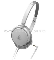 Audio-Technica ATH-FC707 Foldable cup headphones White