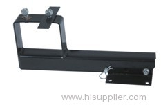 Tire carriers for RV