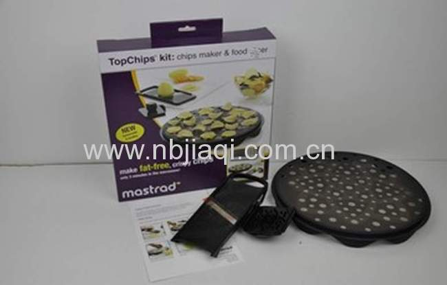 Potato chip maket topchips kit/topchips kit