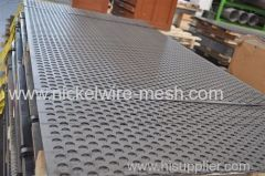 Hastelloy C-22 Perforated Metal