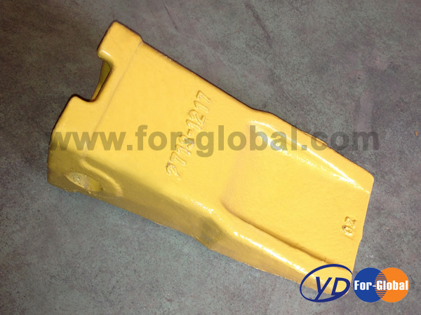 Excavator Bucket Teeth Replacement : Daewoo s v excavator parts bucket teeth