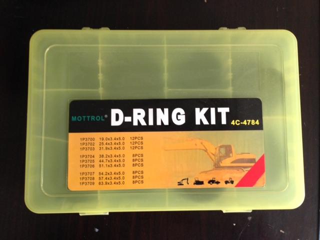 4C-4784 O-RING BOX FOR EXCAVATOR