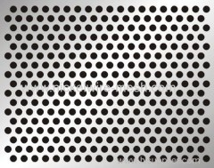 Stainless Steel 316L Perforated Metal