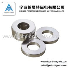 Industrial Strong permanet ndfeb magnet