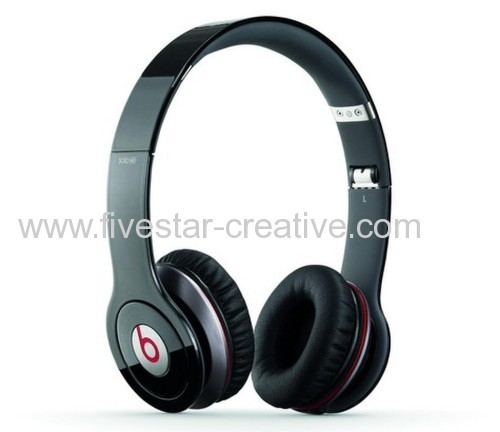 Beats by Dr.Dre Solo HD Overhead Headphones with ControlTalk Black