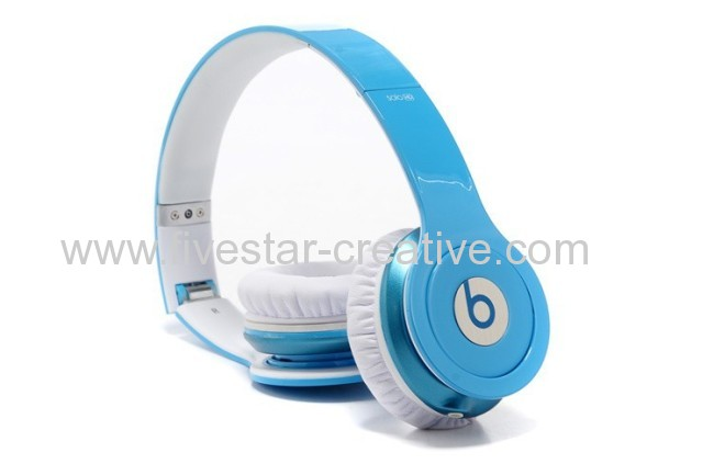 Blue Beats Dr.Dre Solo HD High Definition ControlTalk On Ear Headphones for iPhone iPod
