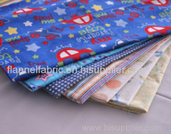 Flannel fabric for baby