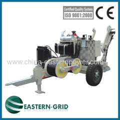 60kN cable Hydraulic Puller