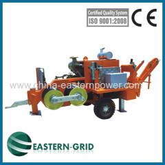 180KN hydraulic conductor puller for overhead line