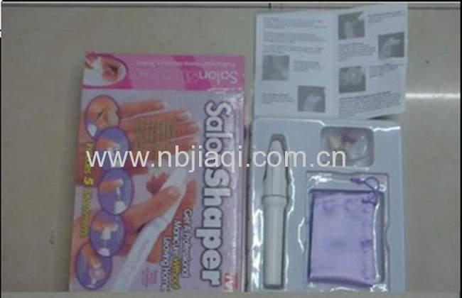 Mini Nail Salonshaper&nail decorator&cordless nail dryer/salonShaper